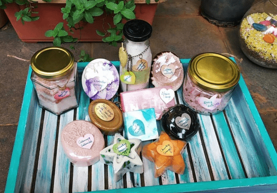 DIY Soap & Spa Care