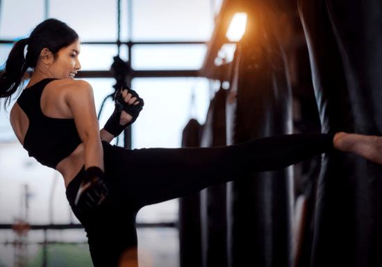 Kickboxing Lessons (Boxpark)