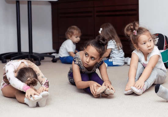 Beginners Gymnastics for Kids - Ages: 3-5 (Barsha Heights)