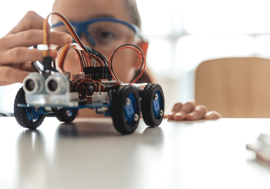 Robotics for Kids - Ages: 5-8