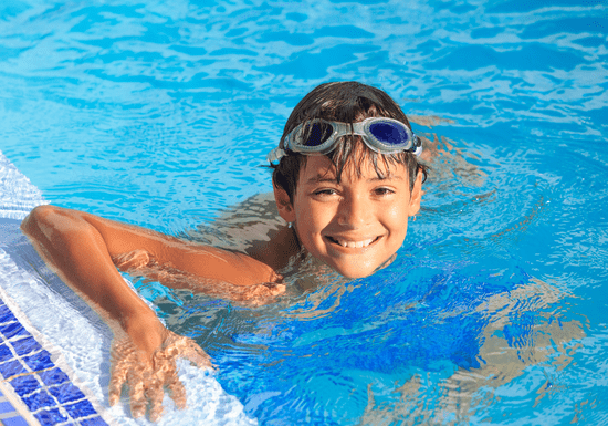 At-Home Swimming Lessons with Male Instructor