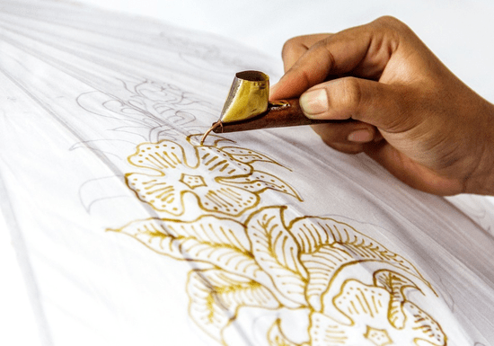 Online Class: Create Indonesian Batik Art with Luna