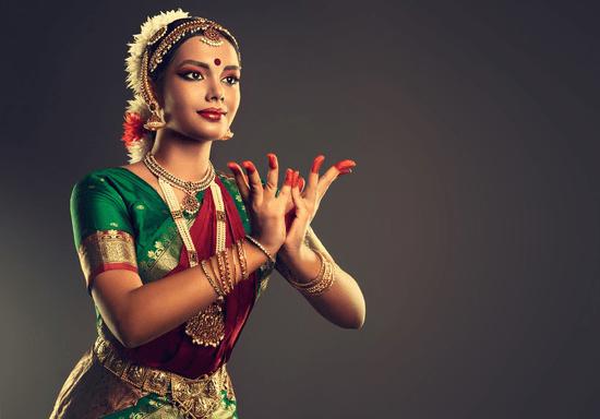 Online Class: Learn Bharatnatyam, Kathak & Bollywood Dance