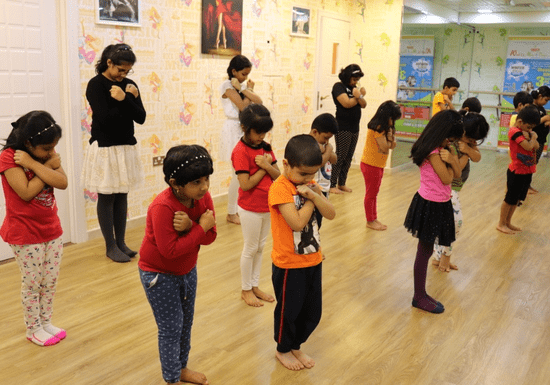 Bollywood Dance for Kids - Ages: 9-15