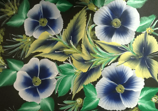 Private Single Stroke Painting Classes