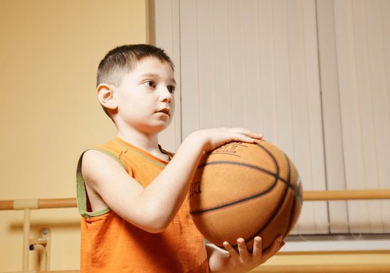Basketball Program for Kids - Ages: 4-7 (Sports City)