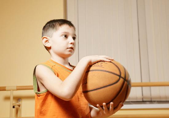 Basketball Program for Kids - Ages: 4-7 (DMC)