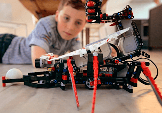 3G Robotics for Kids - Ages: 11+