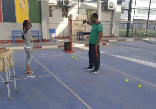 Group Badminton Coaching (4+)