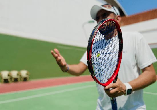Group Tennis Coaching (Al Safa)
