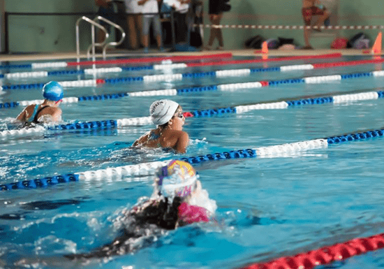 Group Swimming Lessons for Kids - Ages: 3-14
