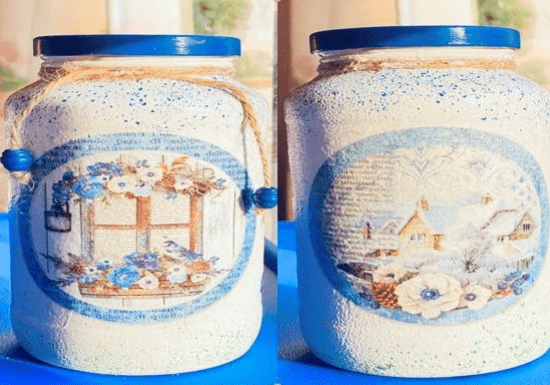 Online Class: DIY Decoupage & Upcycling