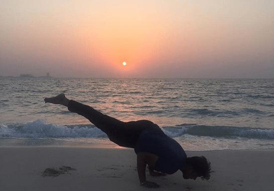 Private Yoga Classes with Prashant