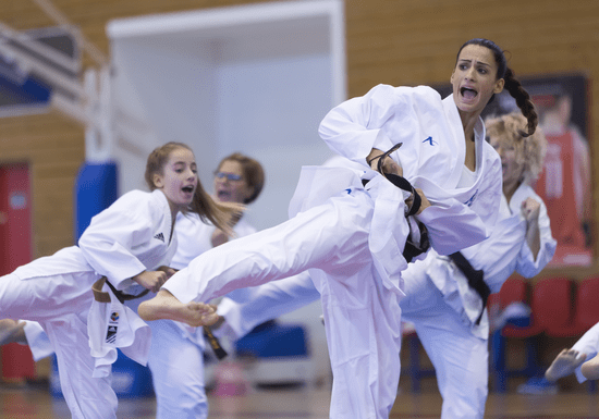 Ladies Only Karate Class with Female Instructor (Al Nahda)