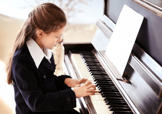 Piano Lessons - Ages: 6+