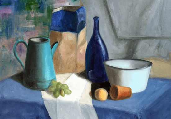 Still Life Painting: Paint Realistic Art