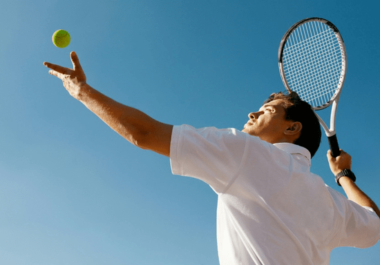 At-Home Tennis Lessons (4+)