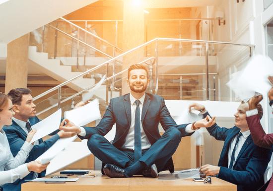 Business & Organisational Well-being: Stress Management
