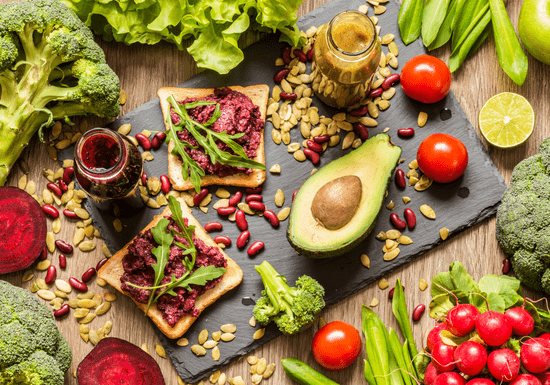 Let's Go Vegan: Learn 5 Recipes