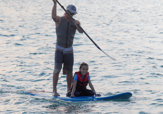 Stand Up Paddleboard (SUP) Experience