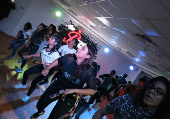 Upbeat Buzzers Bollywood & Contemporary Dance - Ages 13-17