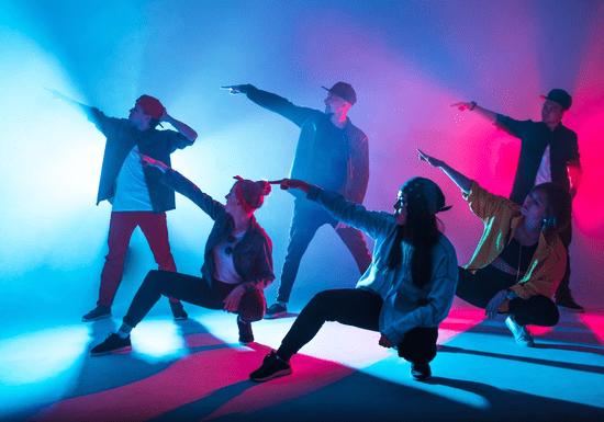 Dance with Hip Hop