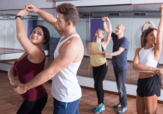 Bachata Dance Group Class for Beginners