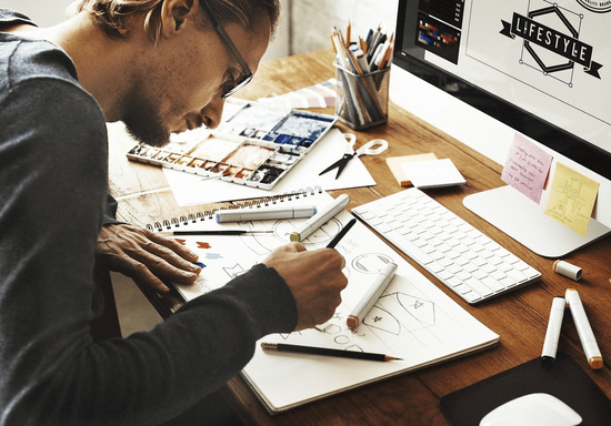Online Class: Certificate Course in Graphic Design - Level 1