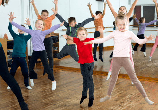 Zumba Workout for Kids - Ages: 6-17