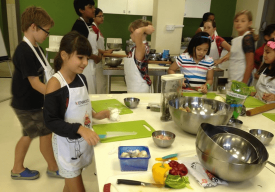 Asian Cusine: Cooking Class for Kids - Ages: 7-13