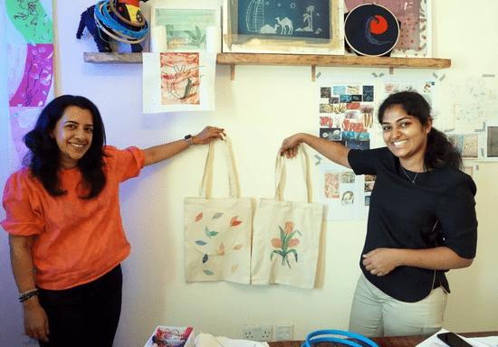 DIY Print & Embroidery Workshop