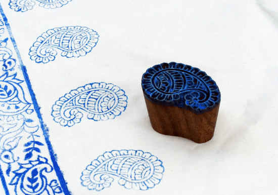 Block Printing for Kids - Ages: 5-12