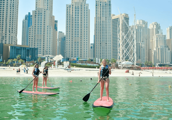Stand Up Paddling (SUP) Experience