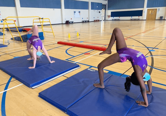Gymnastics for Kids - Ages: 6-10 (Silicon Oasis)