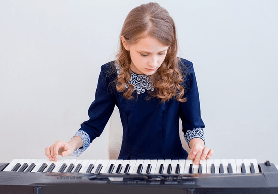 At-Home Keyboard Lessons with Daylin (1-on-1)