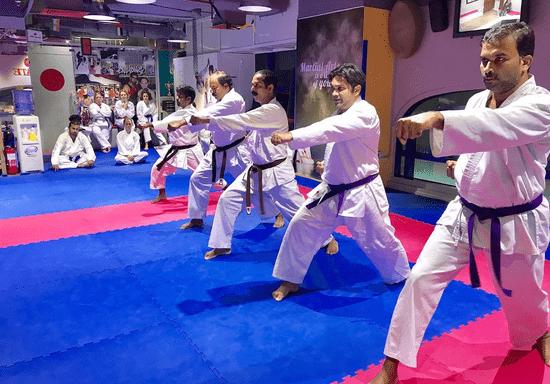 Adult Karate Mixed Class (Khalifa City)