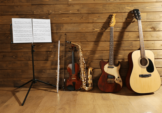 1-on-1 Learn Any Instrument: Guitar, Keyboard & More