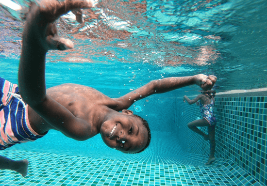 Private at home swimming Classes with Coach Benny