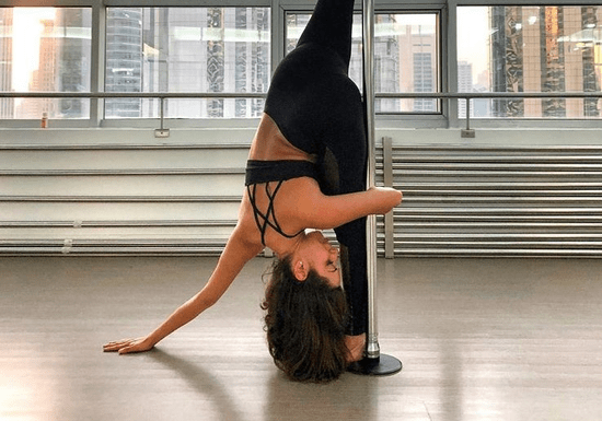 Pole Dancing Class for Beginners