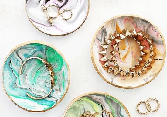 DIY Workshop: Clay Dish & Jewellery