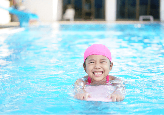 Special Needs Class: 1 to 1 Swimming for Kids with Enjy - Ages: 3-18 (Khalifa City)
