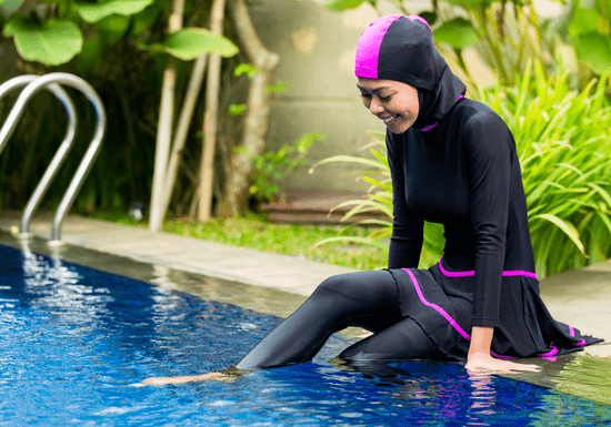 At-Home Swimming Classes with Enjy