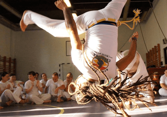 Learn Capoeira Dance