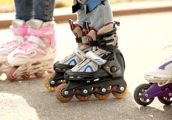 Roller Skating - Ages: 4-15 (Al Nahda)