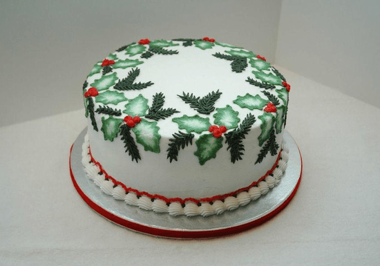 Cake Embroidery & Stenciling