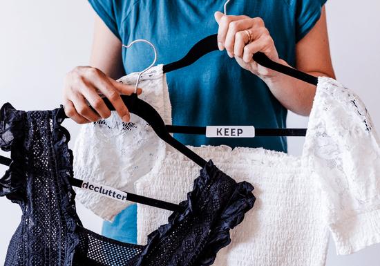 Wardrobe Declutter & Personal Shopping