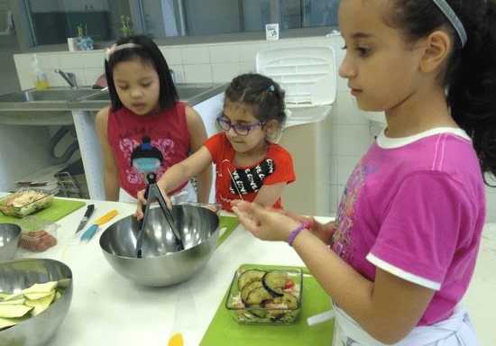 Middle East Cuisine: Cooking Class for Kids - Ages: 7-13