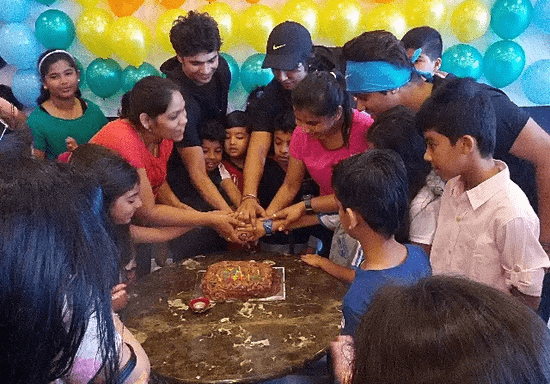 Dance Birthday Party Event for 15 Kids (Ages: 3-12)