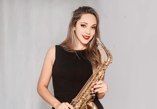 Learn Saxophone with Maby