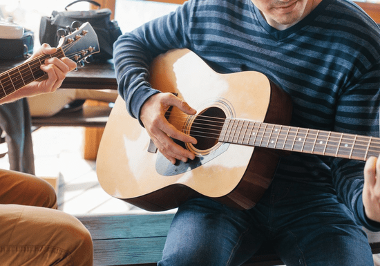 Private Guitar Lessons with Dominic Daniel